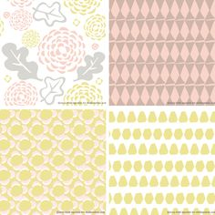 Stella and Rae surface pattern design http://stellaandrae.com/