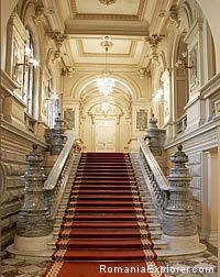Cotroceni Palace Bucharest - Romania