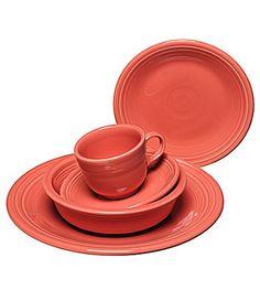 """Fiesta"" Flamingo Dinnerware | Dillards.com - New Color"