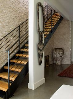 Building a new custom home or completely remodeling your homes interior? Why not go all out and design your own staircase? There are so many different options when designing and building a custom staircase. From rare and unique types of wood, customized glass panels and railings, metal designs and custom patterns… the list of materials …