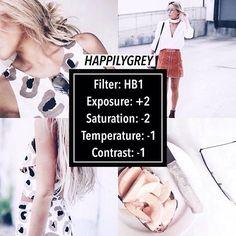 Vscocam Filters - Happily Grey - Wattpad