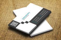Minimal Business Card CM167 by annozio on @creativemarket