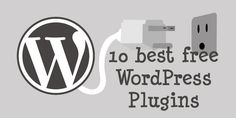 10 Best Free WordPress Plugins.  Definition of a Plug-In: a short cut that saves bloggers loads of time.