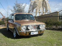 Leyland Mini Clubman 1275 LS (Rare)