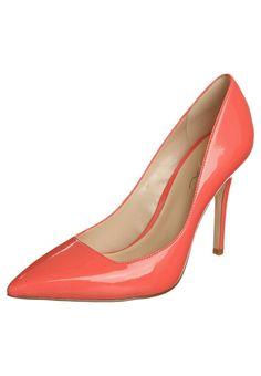 Zign - High Heel Pumps - pink coral