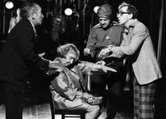 Broadway Danny Rose (1984)  Director: Woody Allen  Starring: Woody Allen, Mia Farrow