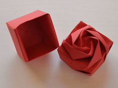 How To Do Origami Rose How To Make Paper Roses Origami Step Step Examples And Forms. How To Do Origami Rose Origami Rose Box Origami Tutorials. How To Do Origami Rose How To Fold A Simple Origami Flower 12 Steps… Continue Reading → Origami Design, Diy Origami, Easy Origami Rose, How To Do Origami, Origami Flowers Tutorial, Origami Gift Box, Origami And Kirigami, Fabric Origami, Origami Instructions