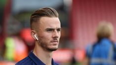 Leicester boss Claude Puel is confident James Maddison has what it takes to play international football after seeing him impress in front of England boss Gareth Southgate. Real Madrid Gareth Bale, James Maddison, Gareth Southgate, International Football, English Premier League, Chelsea, Hair Cuts, England, Sayings