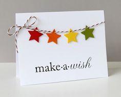 birthday card/ Christmas card?