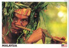 Orang Asli(Original People) Of Malaysia.