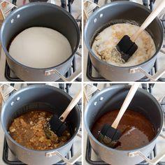 how to make caramel 3