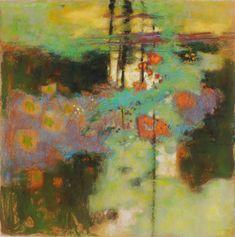 "Rick Stevens (Born 1958), ""Turquoise Mist"""