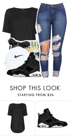 Untitled #280 by mindset-on-mindless on Polyvore featuring beauty, Topshop and Retrò