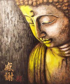 Buda Painting, Buddha Artwork, Buddha Face, Buddha Sculpture, Modern Art Paintings, Yoga Art, Abstract Portrait, Indian Art, Art Pictures