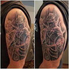 Anubis tattos