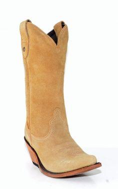 Women's Liberty Black Gamuza Abano Boots #LB-712915D