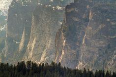 Walls of Blodgett Canyon  Hamilton, #Montana © Mark Mesenko www.mesenko.com