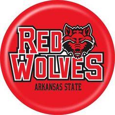 Arkansas State University Red Wolves disc