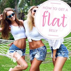 Tips To Help You Lose Belly Fat AND Banish The Bloat
