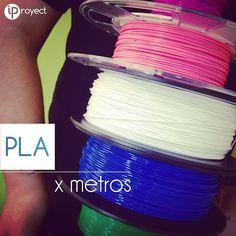 Something we liked from Instagram! Si necesitas tan sólo unos metros de filamento PLA para realizar tus impresiones... En iproyect los puedes conseguir!  Contáctanos 321 7714233  315 5797100 iproyect.gerencia@gmail.com  #ip #iproyect #estudiodediseño #cali #colombia #diseño #talentolocal #impresion3d #3dprinting #3dprint #3dprinter #design #diseñoindustrial #industrialdesign #prototipo #prototype #filamentos #pla by iproyectcali check us out: http://bit.ly/1KyLetq