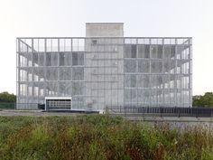 Massively out of Focus – the Melaten Car Park / KSG Architekten