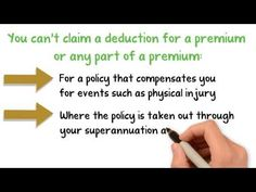 Deduction for Income Protection Insurance