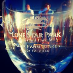 Winner's Trophy, Valor Farm Stakes Book Bar, Grand Prairie, Four Square, Lonely, Shot Glass, Park, Texas, Events, Feeling Alone