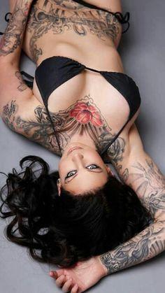 Tattoos - True Art ♥