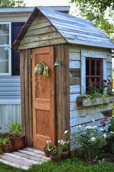 Shed Design - CLICK THE PICTURE for Various Shed Ideas. #shedplans #shedplansdiy