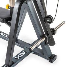 Estación de poleas alta y baja Z-Form ATX® Polaroid, Lat Pulldown, Diy Home Gym, Home Gym Equipment, Stationary, Bike, Fitness, Muscle, Workout