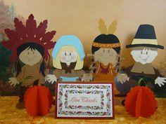 cricut paper dolls thanksgiving - Bing Images