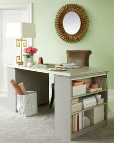 22 tips for organizing your home office space