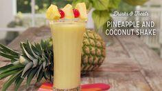 Pineapple & Coconut Shake