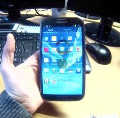 Test: Samsung Galaxy Note 2 GT-N7100