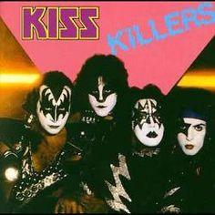 Kiss - Killers CD Cover Art
