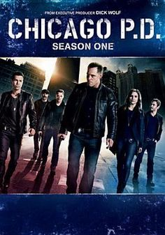 Chicago P.D., season 1 (DVD)