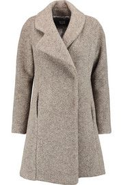 657a0fbf6a6 Opening Ceremony Morgane brushed-felt coat Opening Ceremony, Fashion  Outlet, Knitwear, Gown