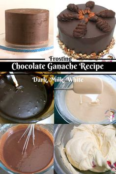 Chocolate Ganache is an absolute treat you can add to any cake or cupcake. It is the perfect frosting you can use when decorating cakes, especially novelty cak
