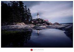 Sunset Lighthouse park engagement - Sunset Lighthouse park engagement by Vancouver wedding photographer Jozef Povazan Photography