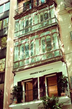 Palma Mallorca Fassade