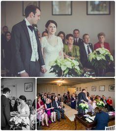 Lucy & Matt's cosy December wedding at the Brilliant Warwick House Warwick House, Bridesmaid Dresses, Wedding Dresses, Cosy, Documentaries, Wedding Day, Unique, Fashion, Bridesmade Dresses