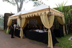 Raj Tents Zoofari registration tents