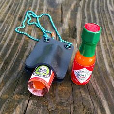 Tabasco Hot Sauce Kydex Sheath