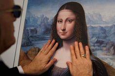 Tocando na pintura – Ajudando cegos e deficientes visuais com pinturas em relevo!