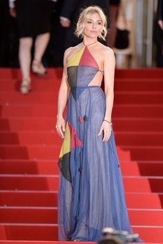 Sienna Miller de Valentino Couture - Cannes 2015