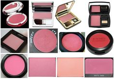 Bright Winter Blushes