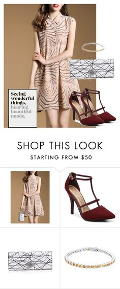 """""""dress"""" by masayuki4499 ❤ liked on Polyvore featuring Chinese Laundry"""