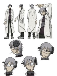 dr stein soul eater costume, i wanted to do this for halloween