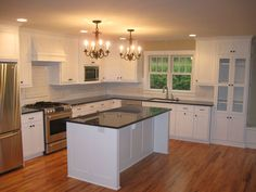 Best White Kitchen Cabinets - Design Ideas for White Cabinets