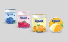 Yogurtbay Packaging!